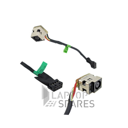 HP ProBook 440 450 455 G2 DC Power Jack with Wire