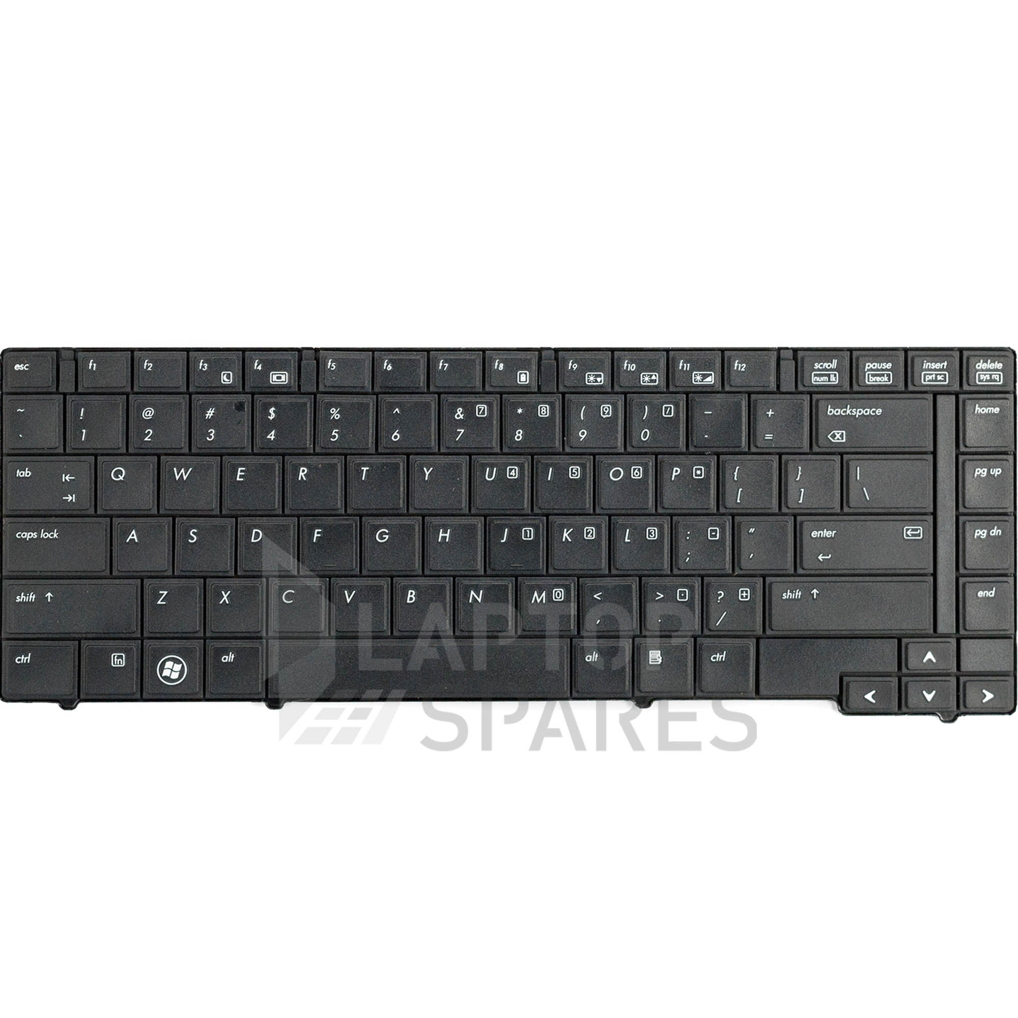 HP EliteBook 8440P 8440W 594052-001 Laptop Keyboard