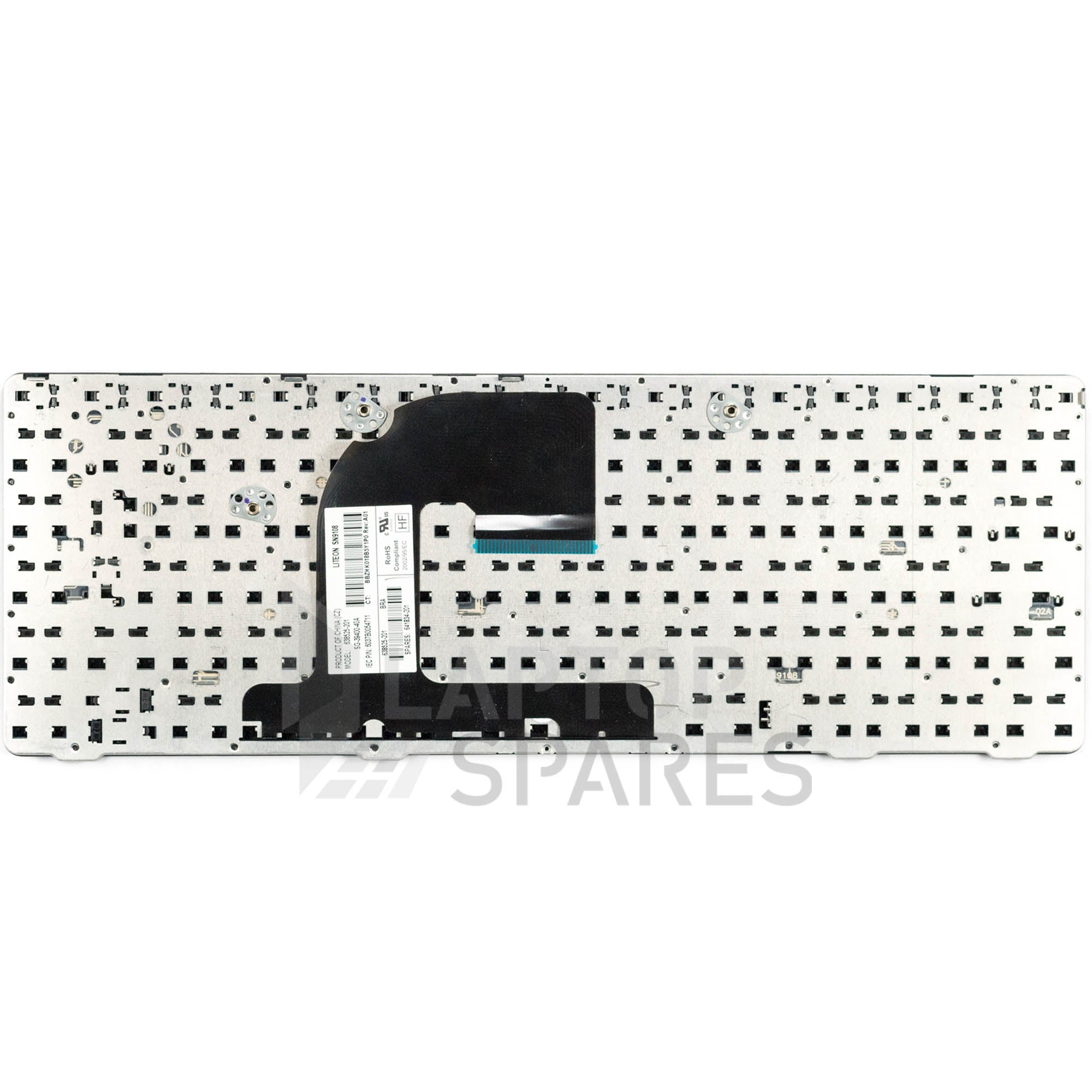 HP 635768-001 With Frame Laptop Keyboard