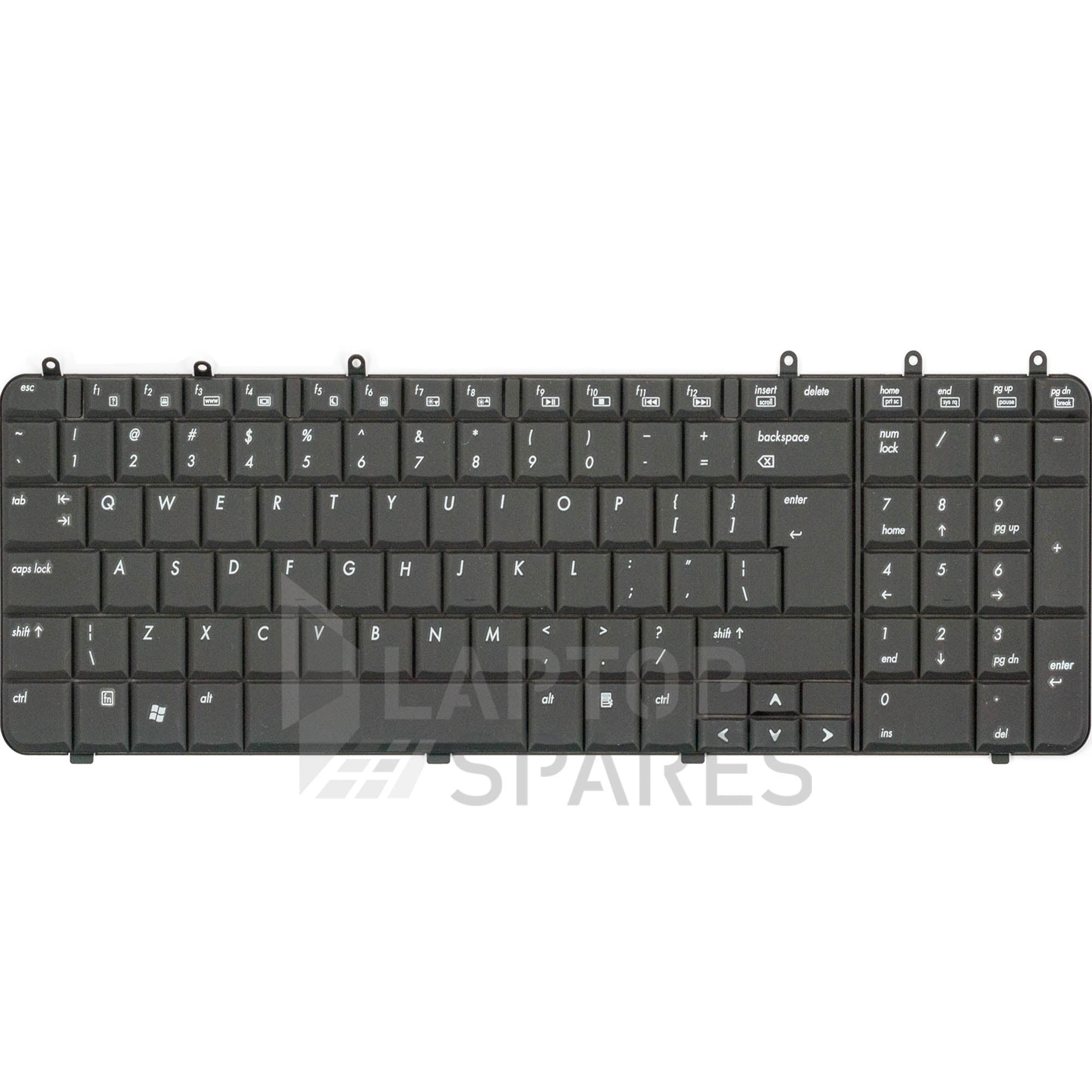 HP Pavilion DV7-1000 Laptop Keyboard