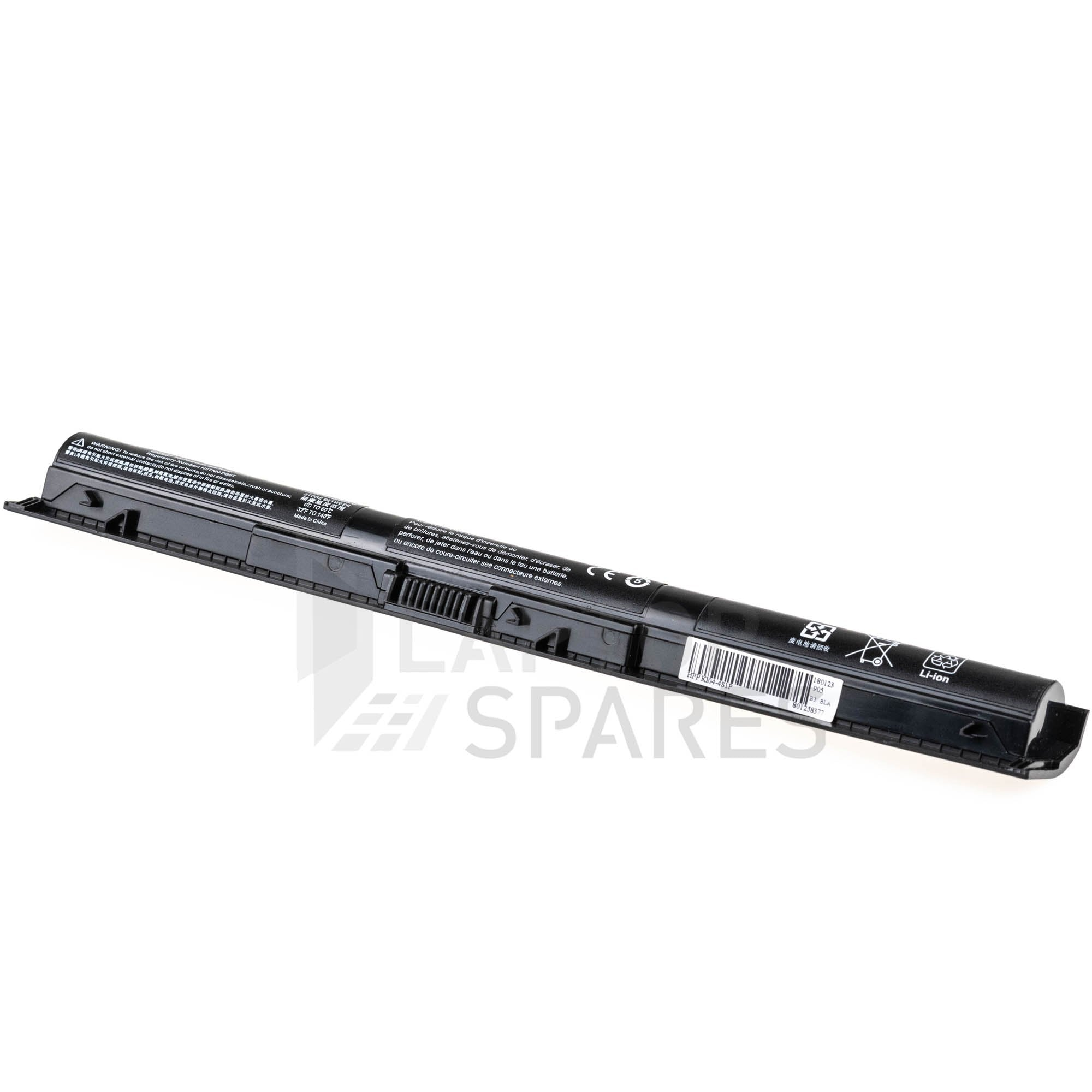 HP Pavilion NoteBook 17 g190cy 17 g191cy 17 g192cy 2200mAh 4 Cell Battery