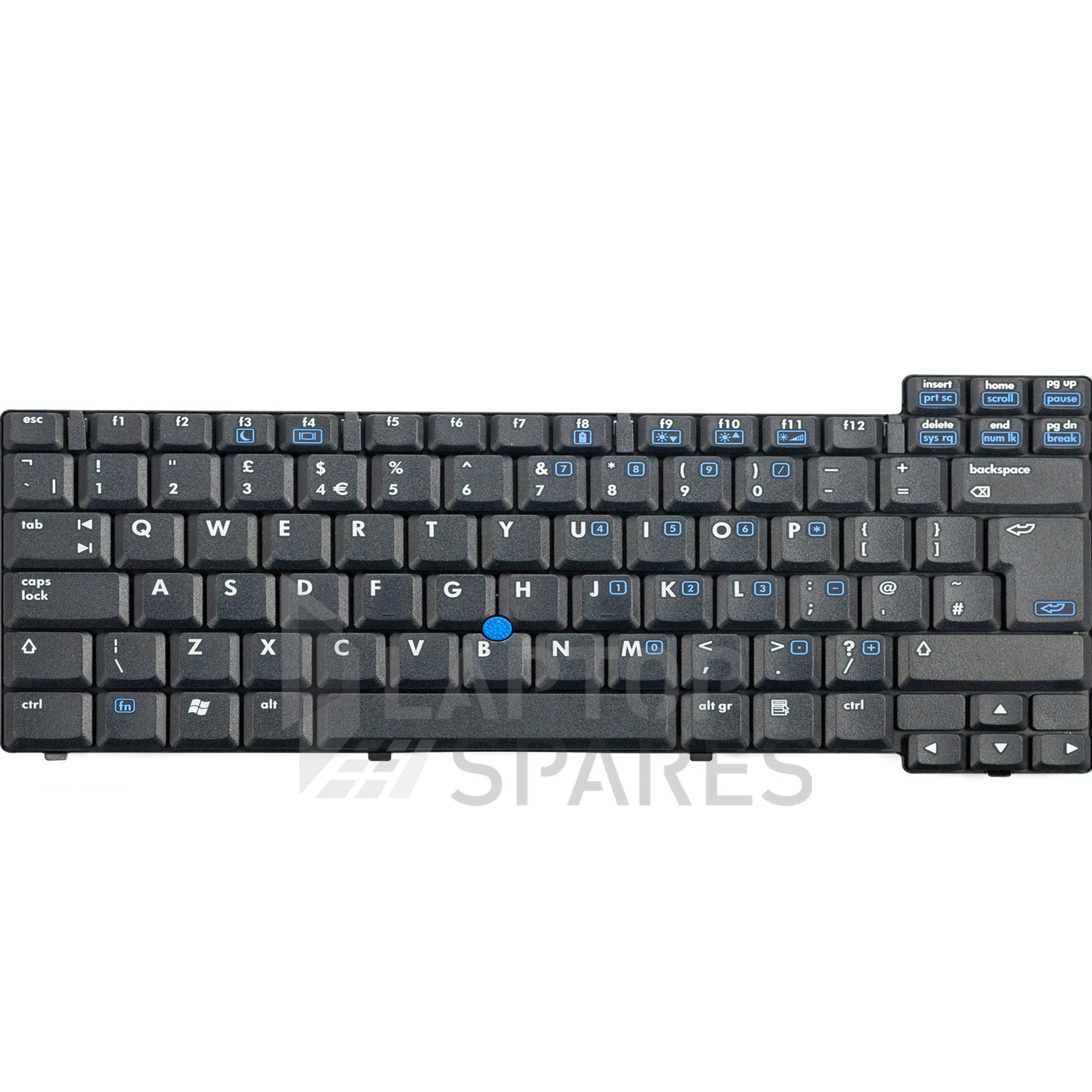 HP Compaq NoteBook NC6320 Laptop Keyboard