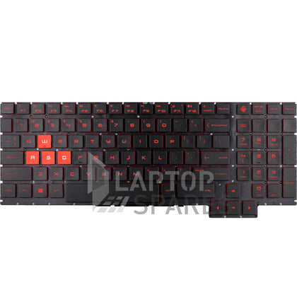 HP OMEN 15-CE010CA Backlit Laptop Keyboard