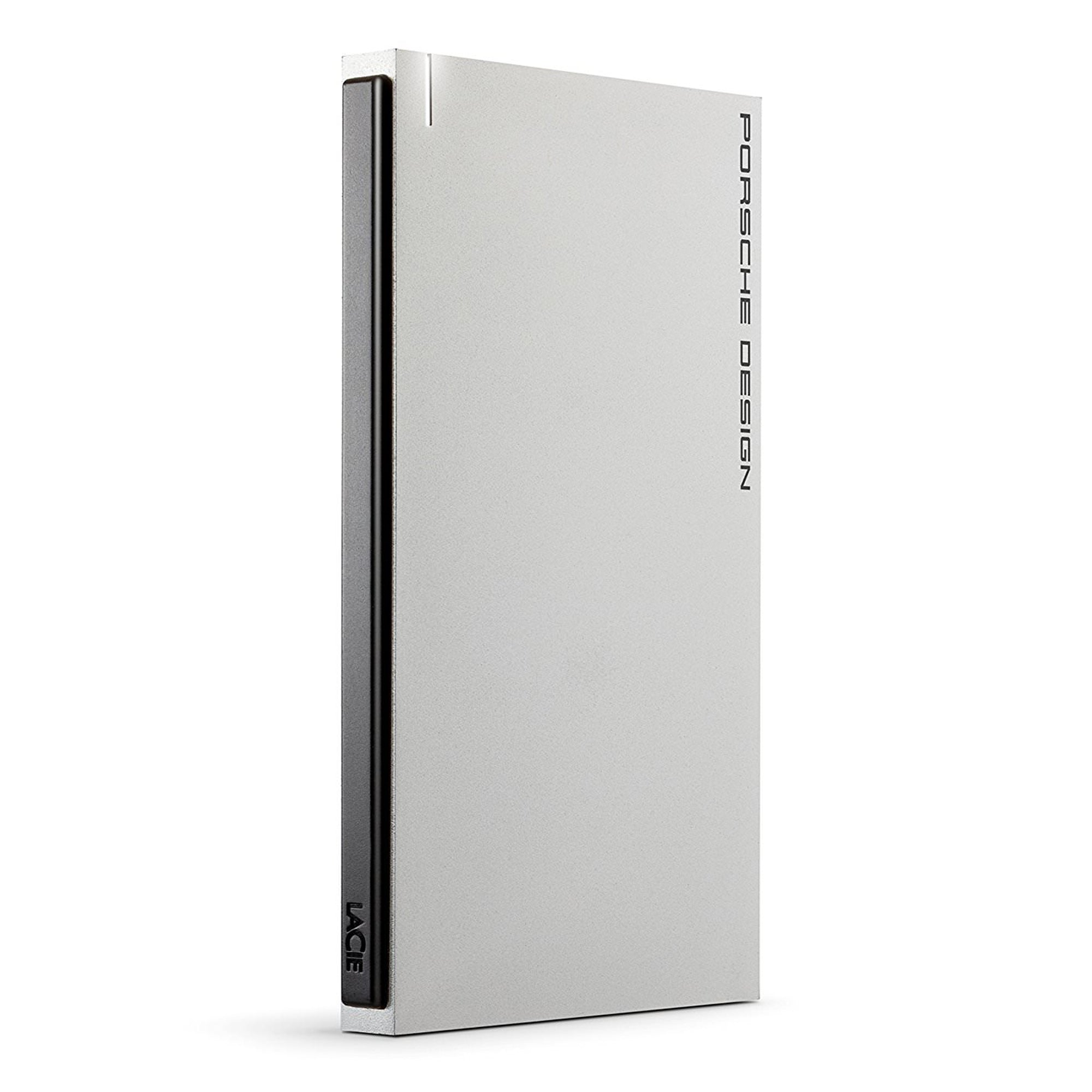 LaCie USB C Porsche Design MAC Portable 1TB Hard Drive
