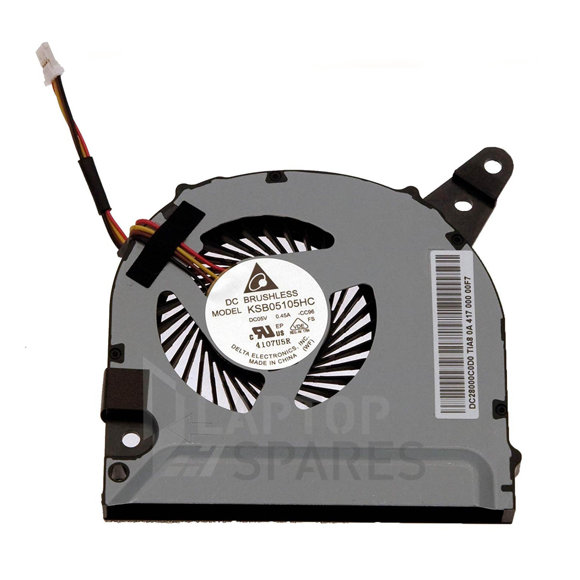 Acer Aspire M5 581T M5 581TGT Laptop CPU Cooling Fan