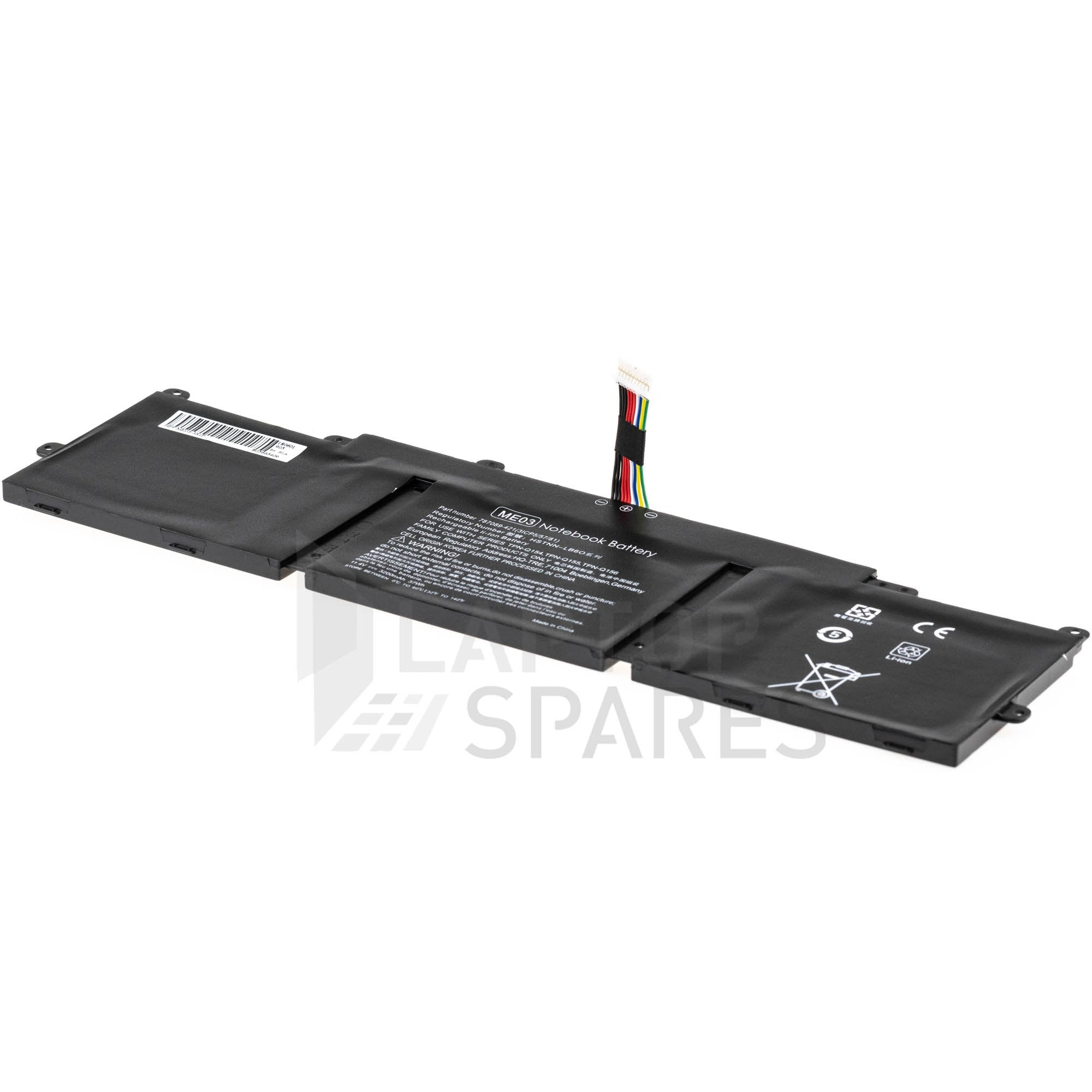 HP Stream Notebook PC 11-d025TU 11-d024TU 11-d023TU 3200mAh 3 Cell Battery