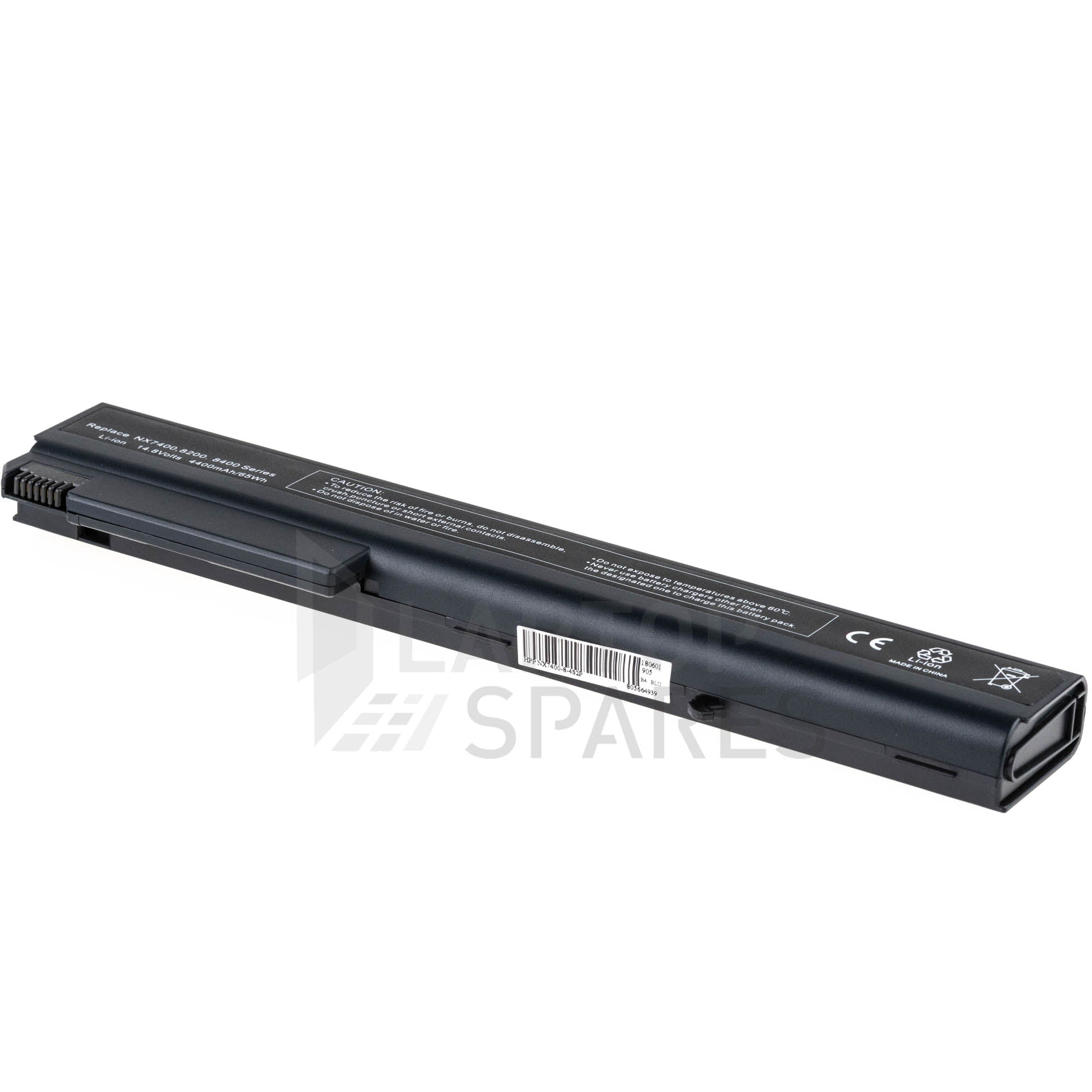 HP Compaq Business Notebook NX7300 4400mAh 8 Cell Battery