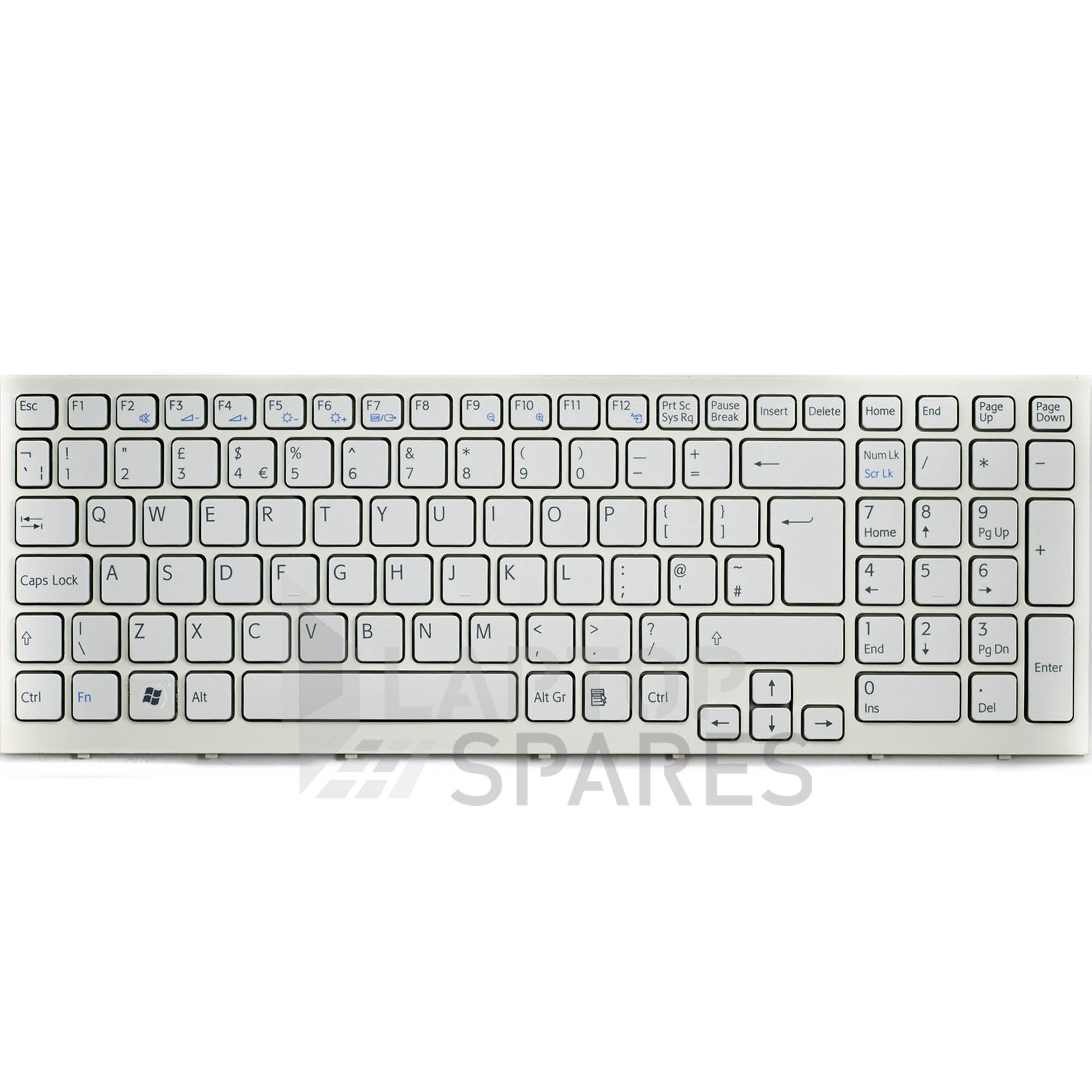 Sony Vaio VPC EB With Frame 148793411 Laptop Keyboard