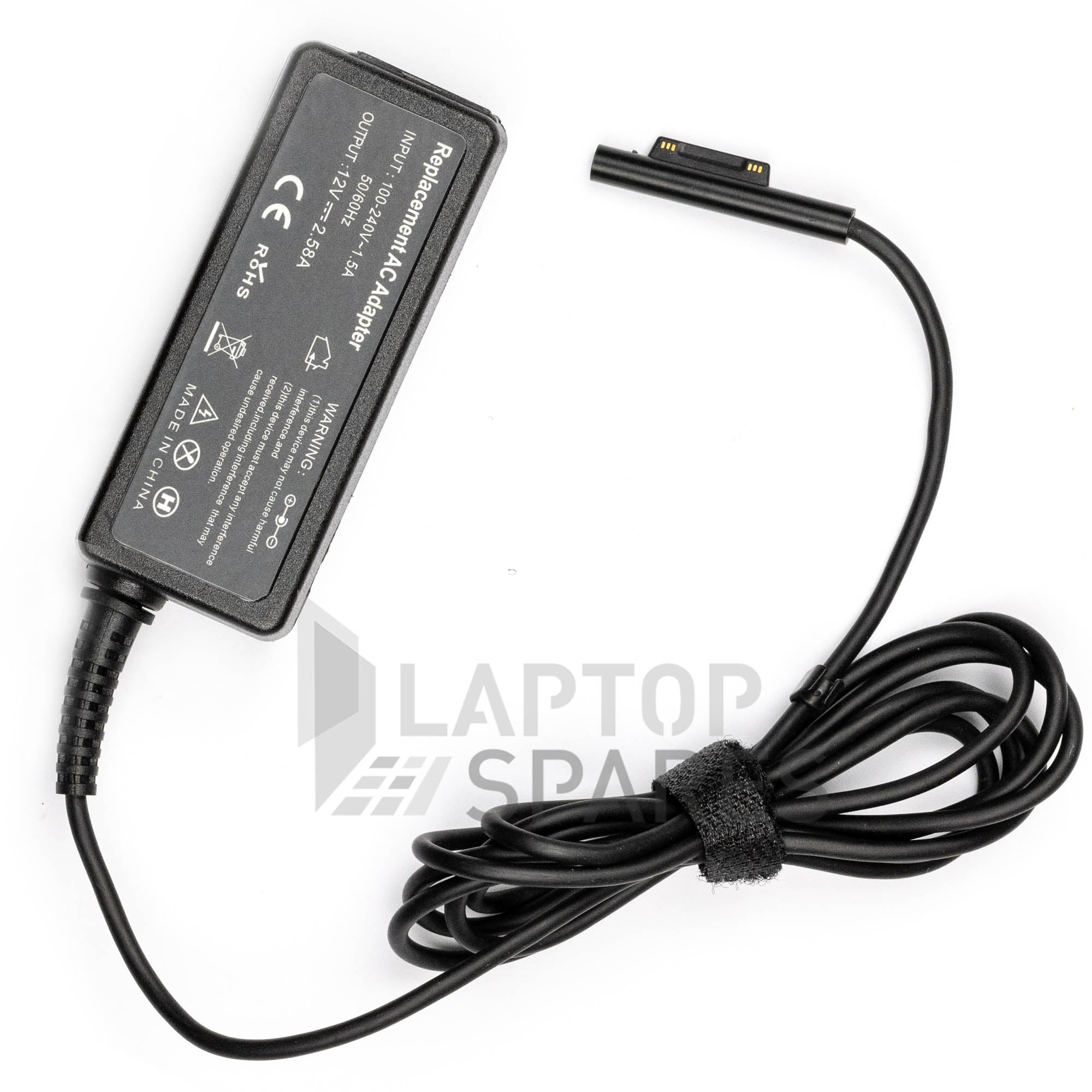 Microsoft 24W 12V 2A Surface Pro Laptop AC Adapter Charger