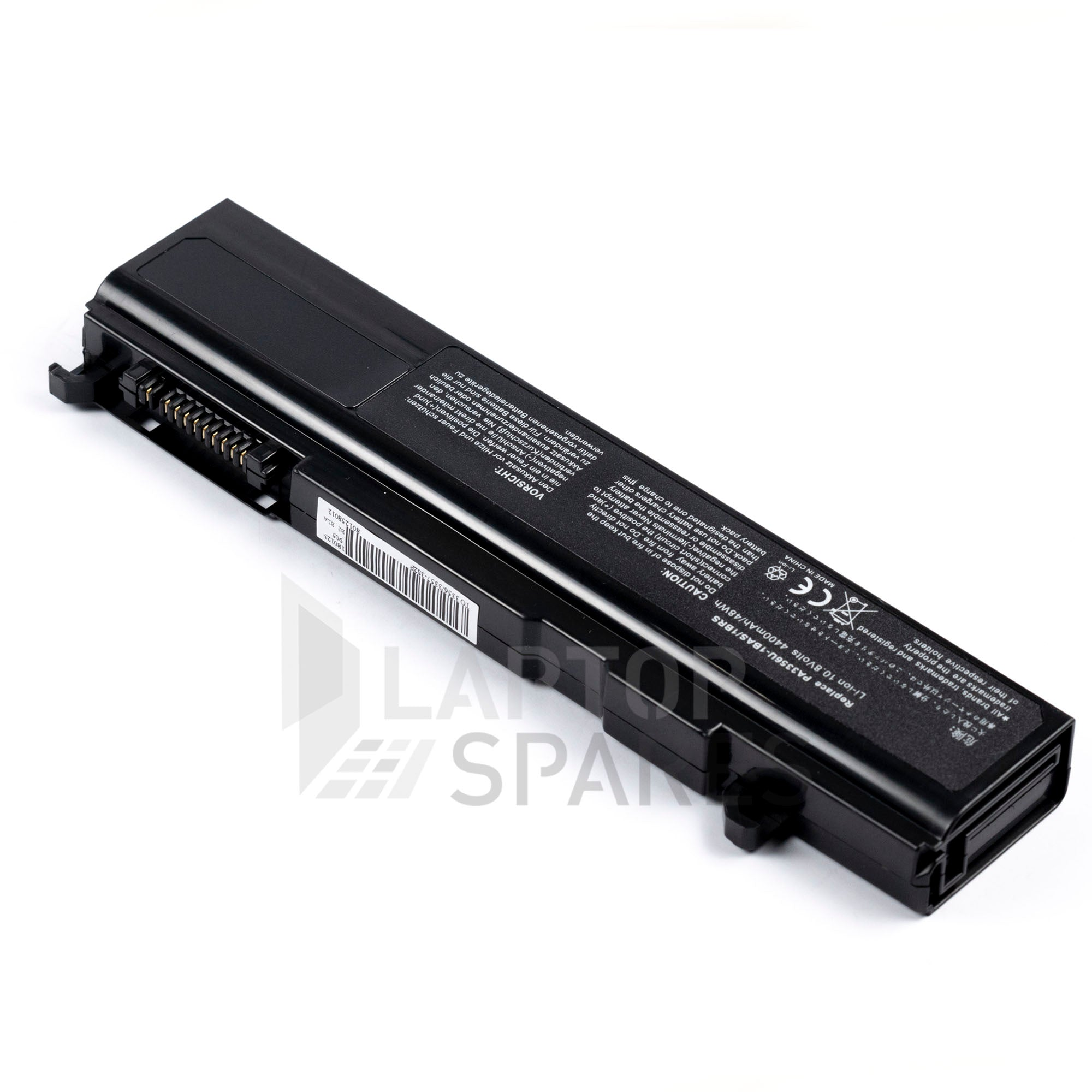 Toshiba Tecra A9 50Q 50X 51B 51E 4400mAh 6 Cell Battery
