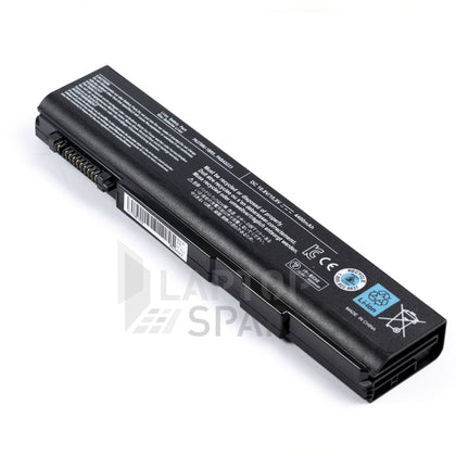 Toshiba Dynabook Satellite L45 266E/HD 4400mAh 6 Cell Battery