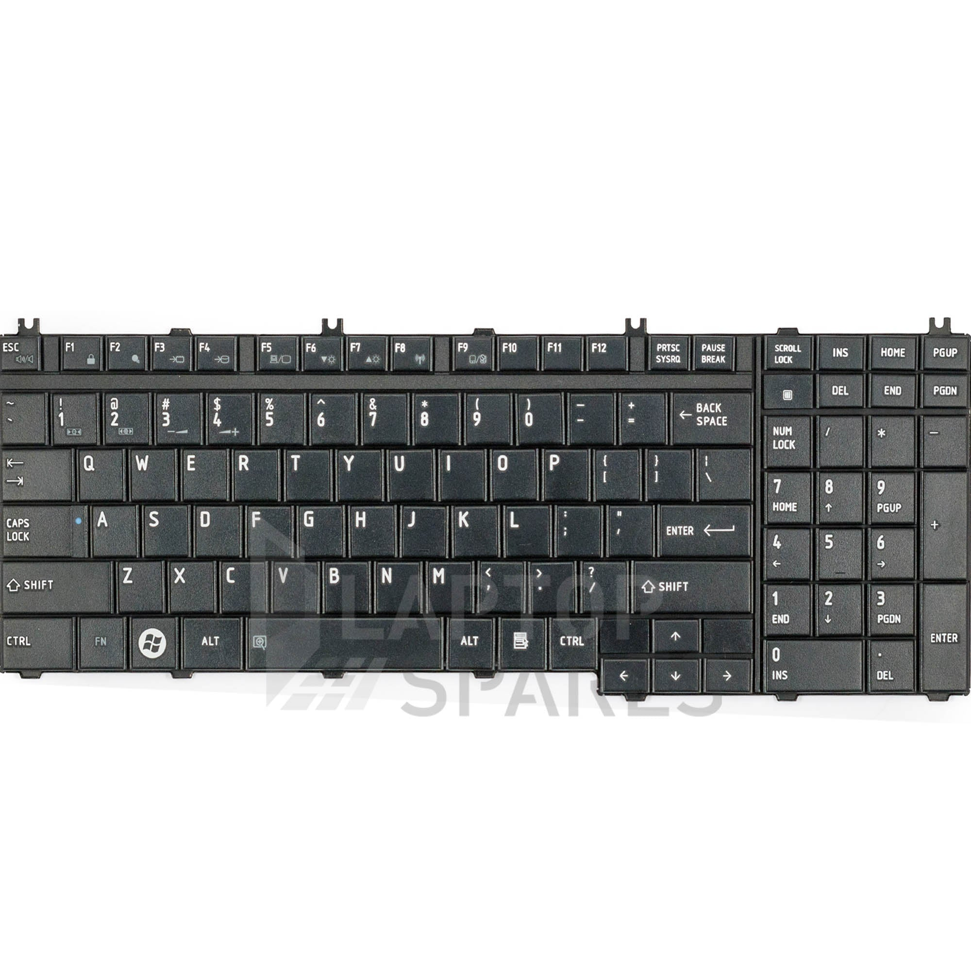 Toshiba Satellite A500 A505 A505D Laptop Keyboard