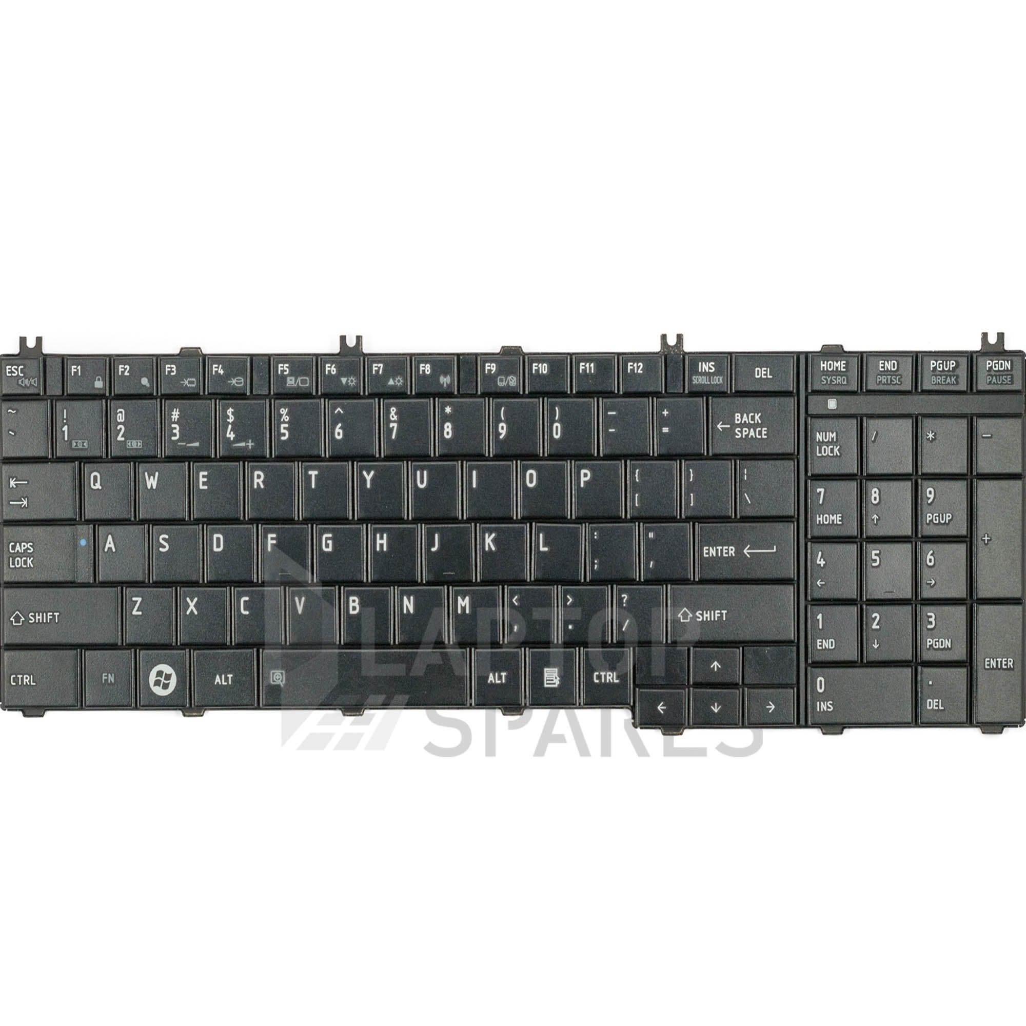 Toshiba Satellite C650 C650-01T C650-101 Laptop Keyboard