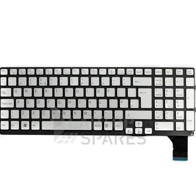 Sony Vaio 9Z.N6CBF.30E 9Z.N6CBF.30F Without Frame Laptop Keyboard
