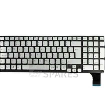 Sony Vaio VPC SE17GW/B Without Frame Laptop Keyboard