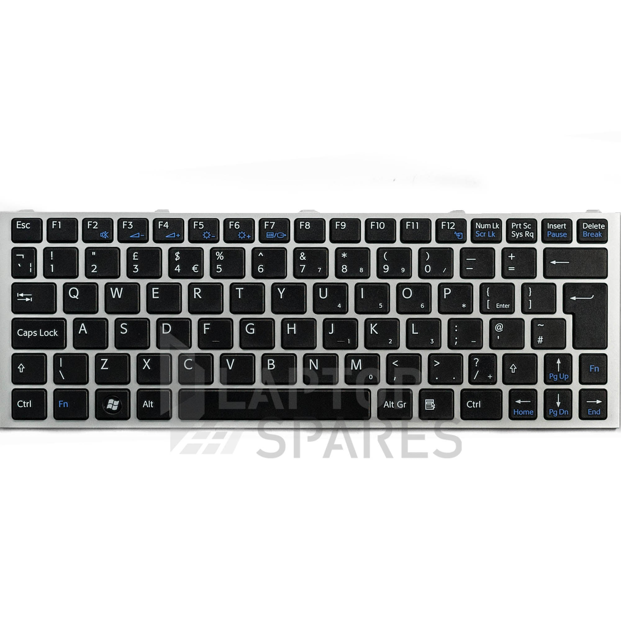 Sony Vaio VPC YB with Frame A1807421A Laptop Keyboard