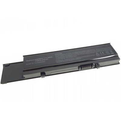 Dell 4JK6R 7FJ92 CYDWV Y5XF9 4400mAh 6 Cell Battery
