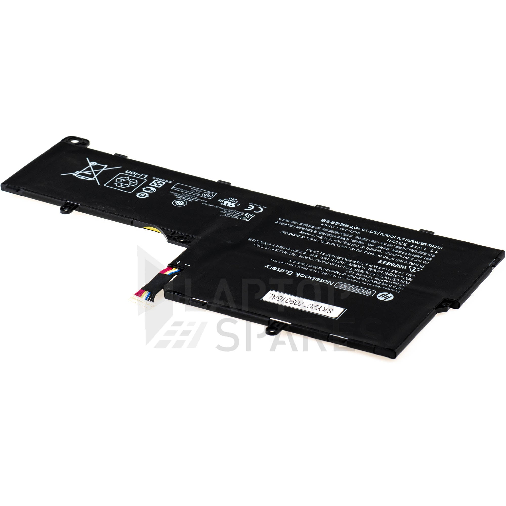 HP Split X2 13-M000 WO03XL 2900mAh 4 Cell Battery