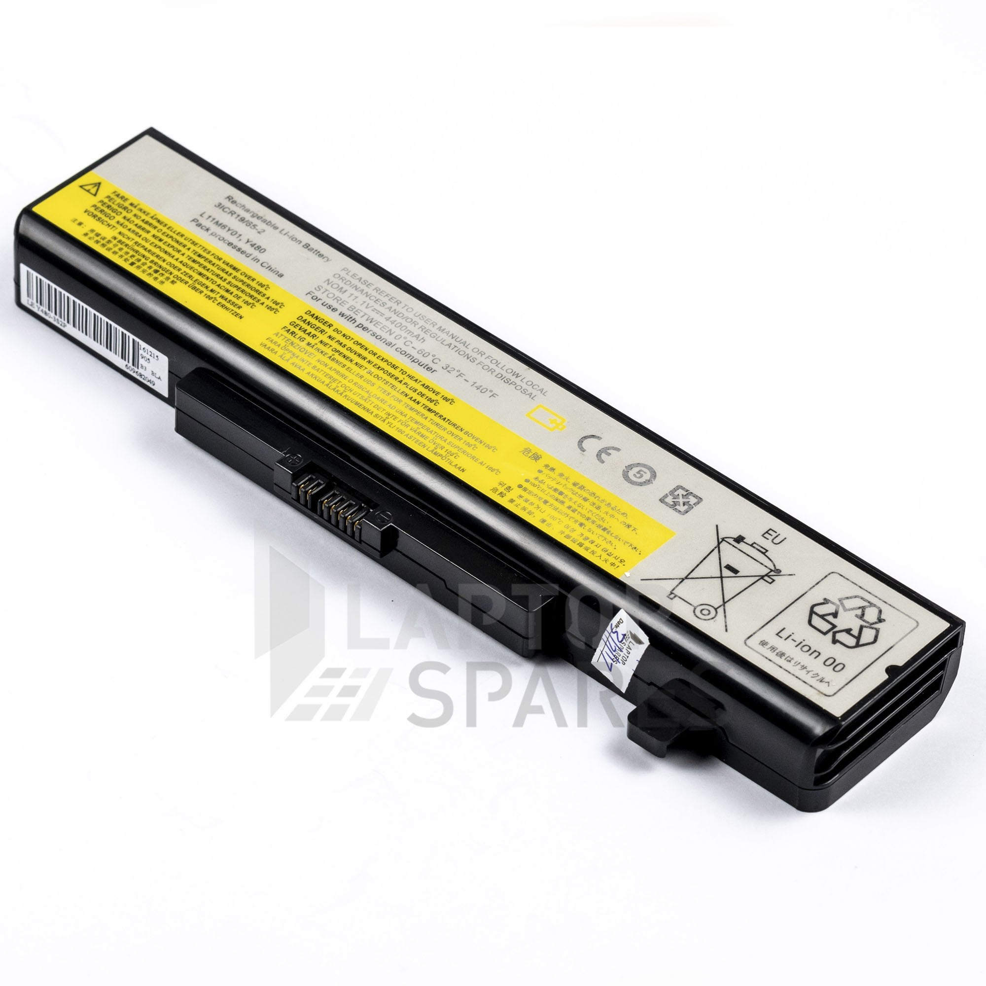 Lenovo IdeaPad G580 G585 4400mAh 6 Cell Battery