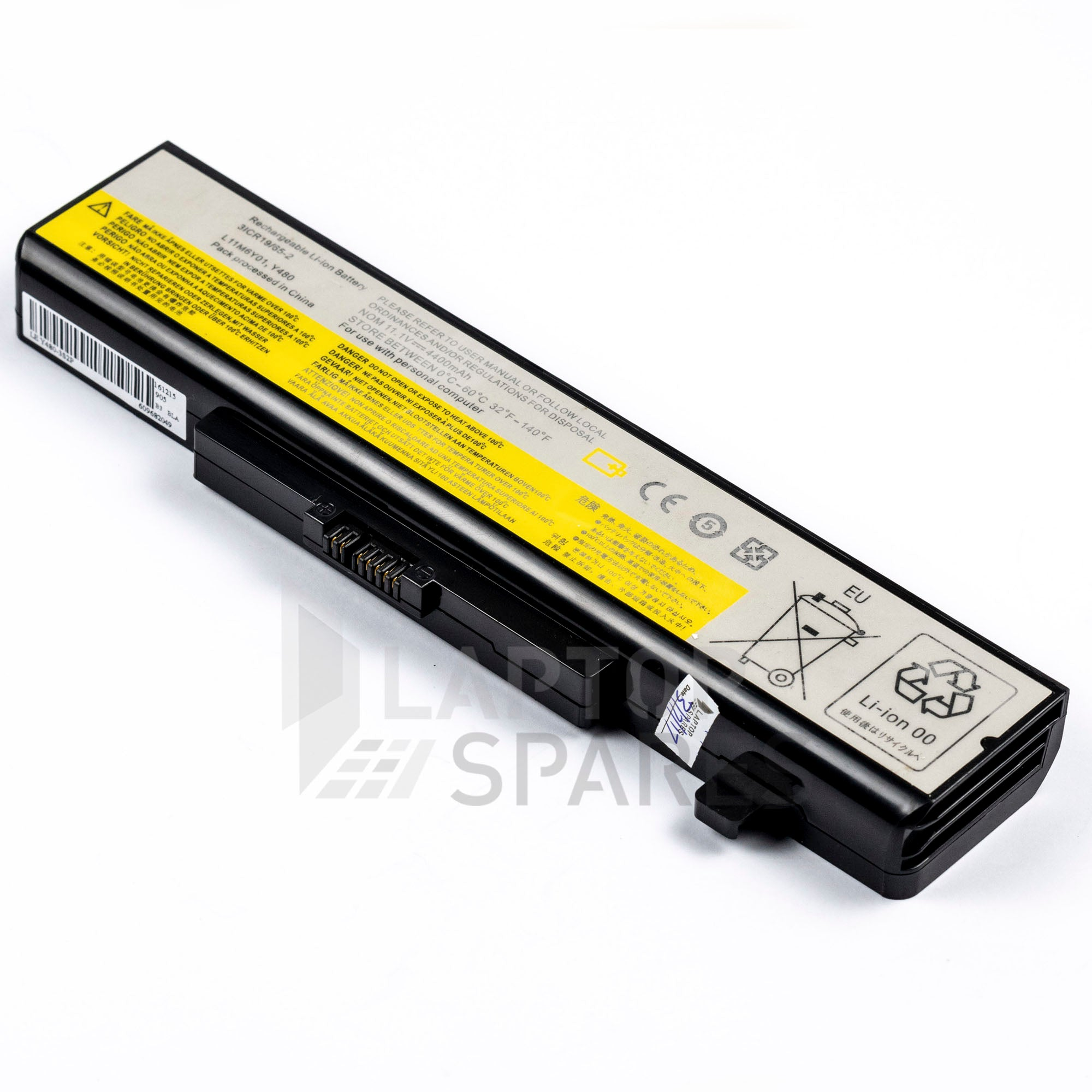 Lenovo IdeaPad Y480 4400mAh 6 Cell Battery