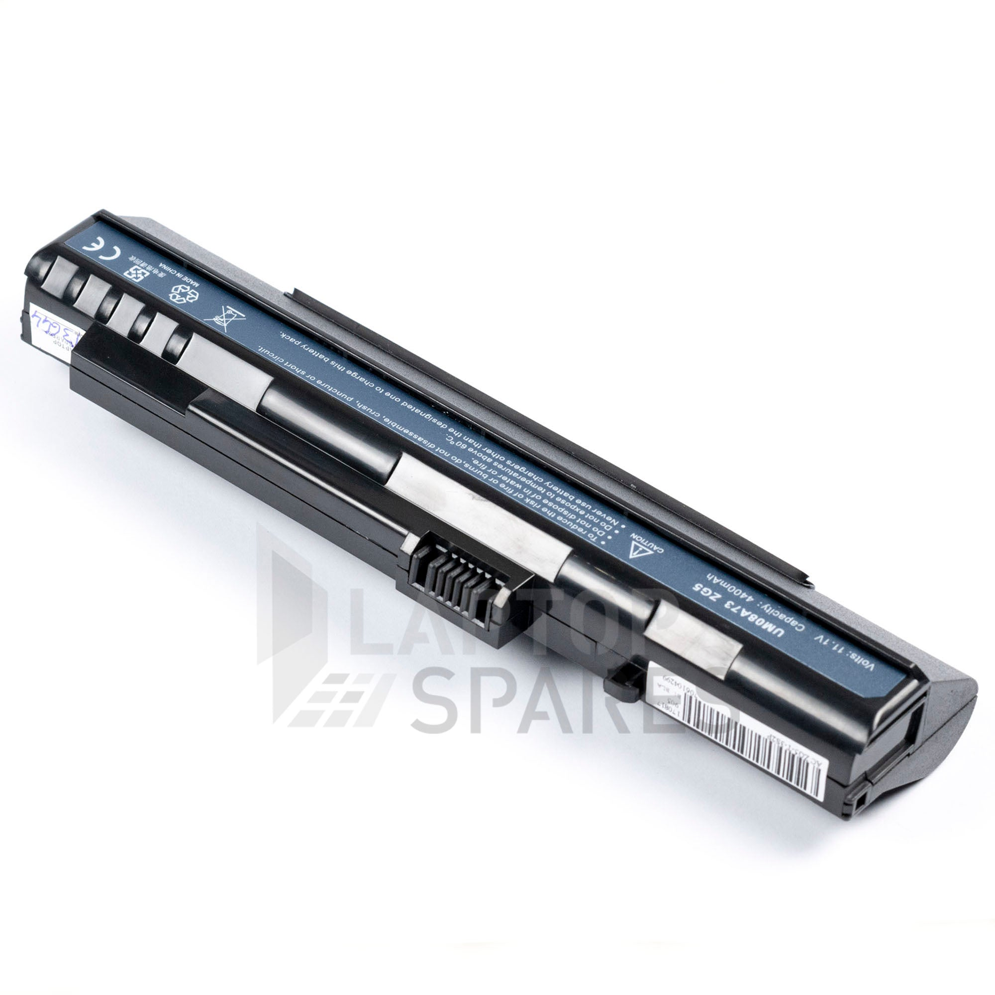 Acer Aspire One ZG5 4400mAh 6 Cell Battery