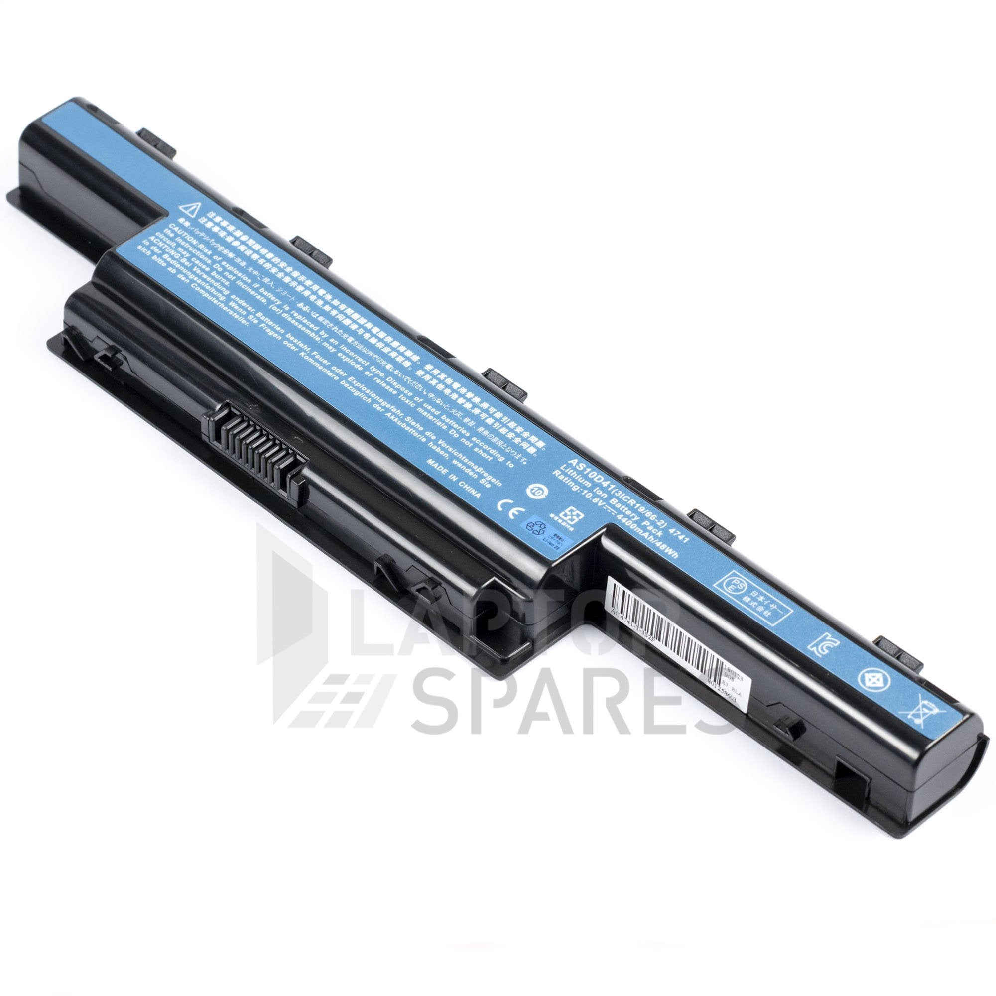 Acer AS10D31 AS10D41 AS10D51 4400mAh 6 Cell Battery