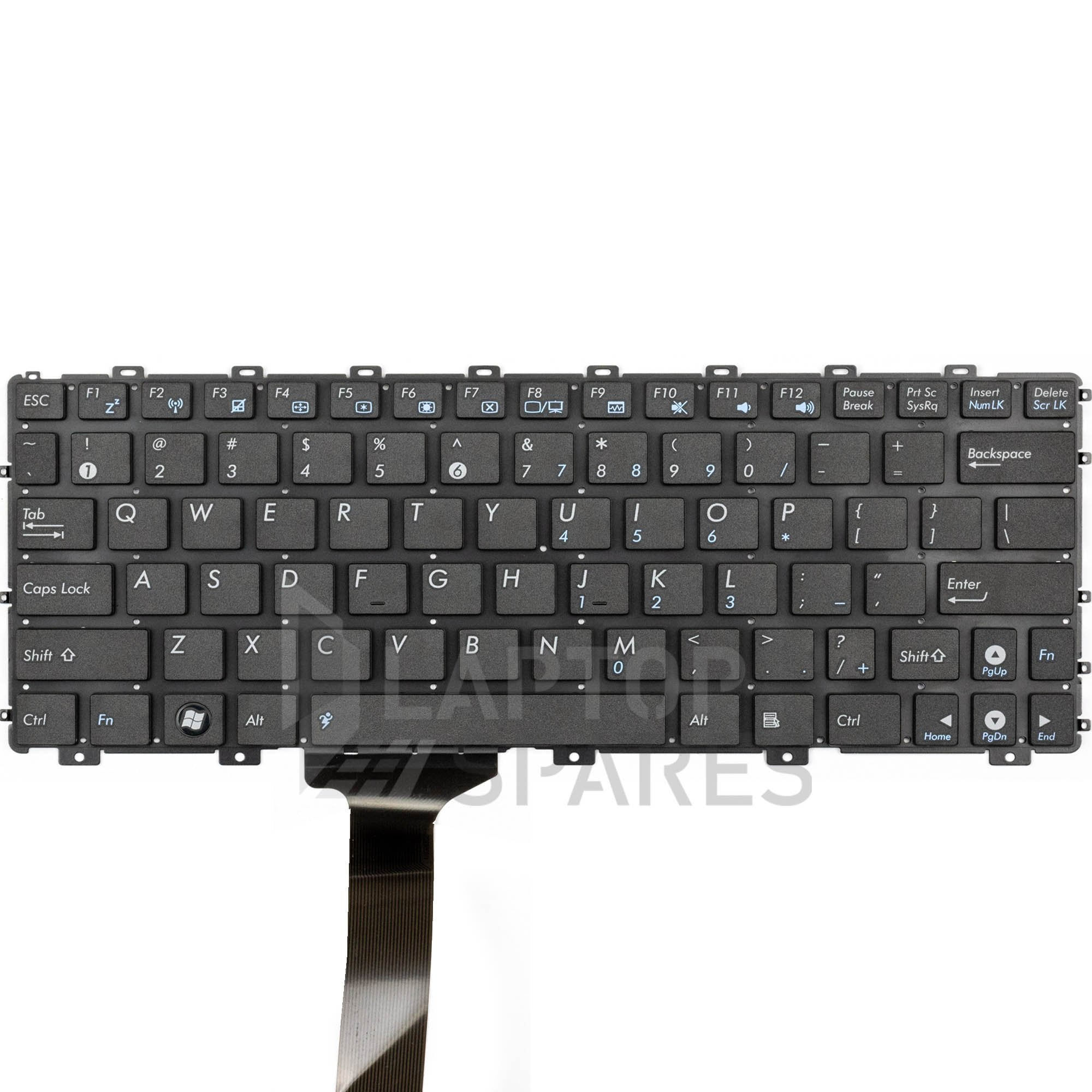 Asus EEE PC 1015B-BLK051S 1015B-BLK072S Laptop Keyboard