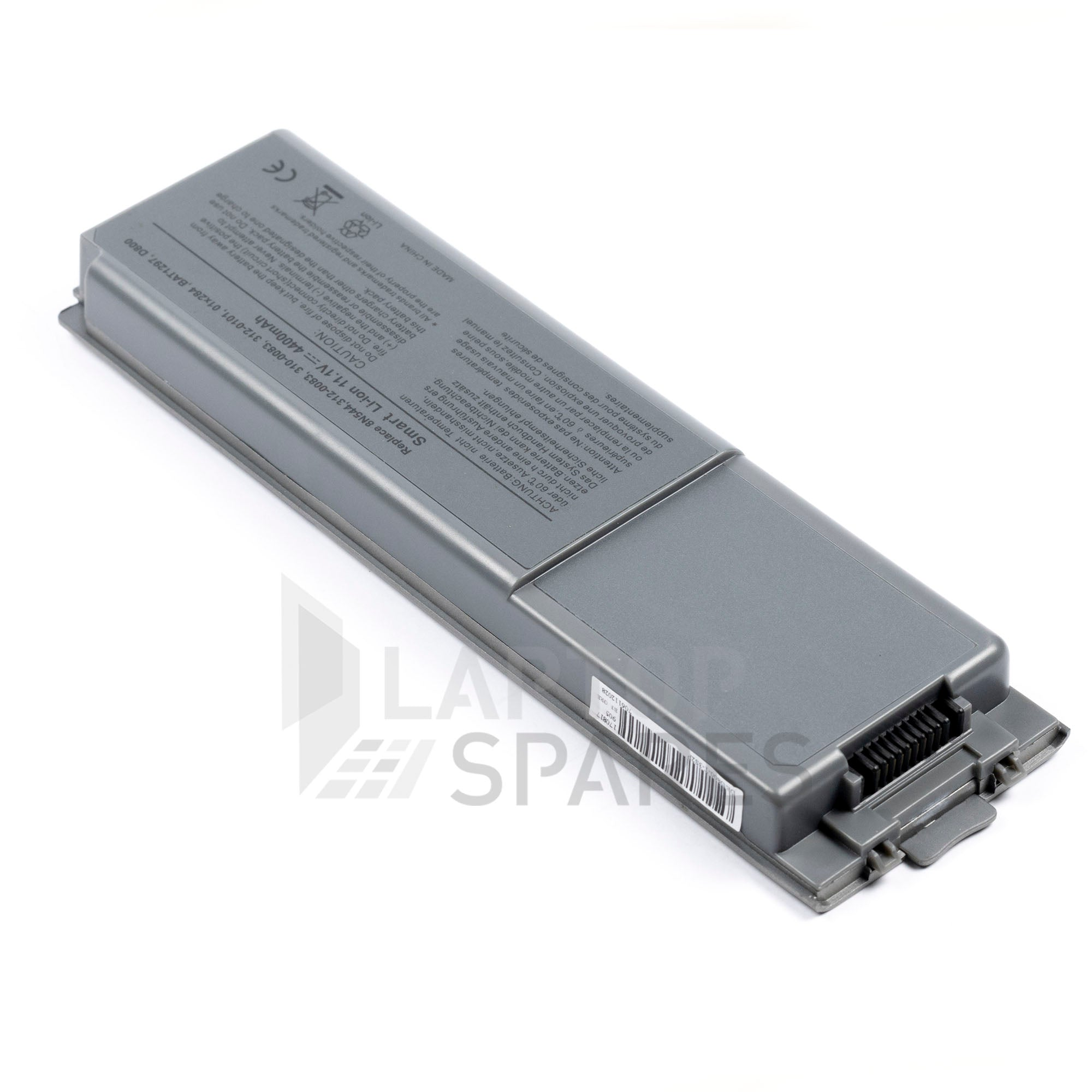 Dell Latitude D800 4400mAh 6 Cell Battery