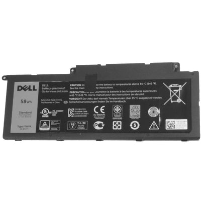 Dell 062VNH F7HVR G4YJM T2T3J 3900mAh 3 Cell Battery