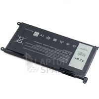 Dell Inspiron 15 5568 WDX0R 3684mAh 3 Cell Battery