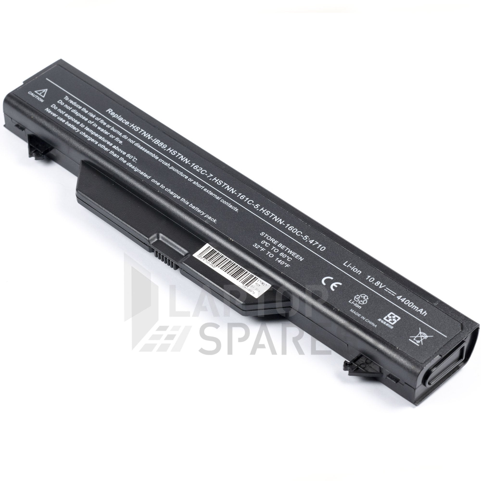 HP ProBook 4720S 4400mAh 6 Cell Battery