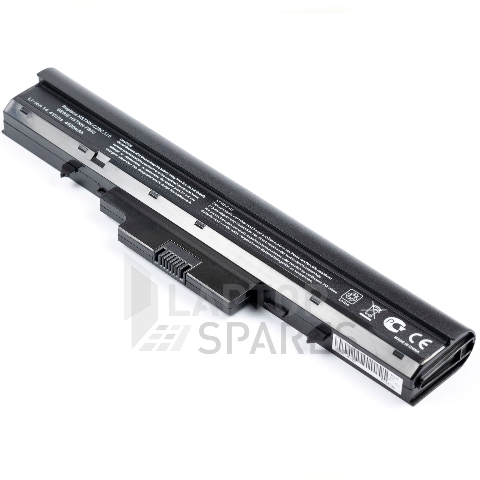 HP Compaq 510 4400mAh 6 Cell Battery