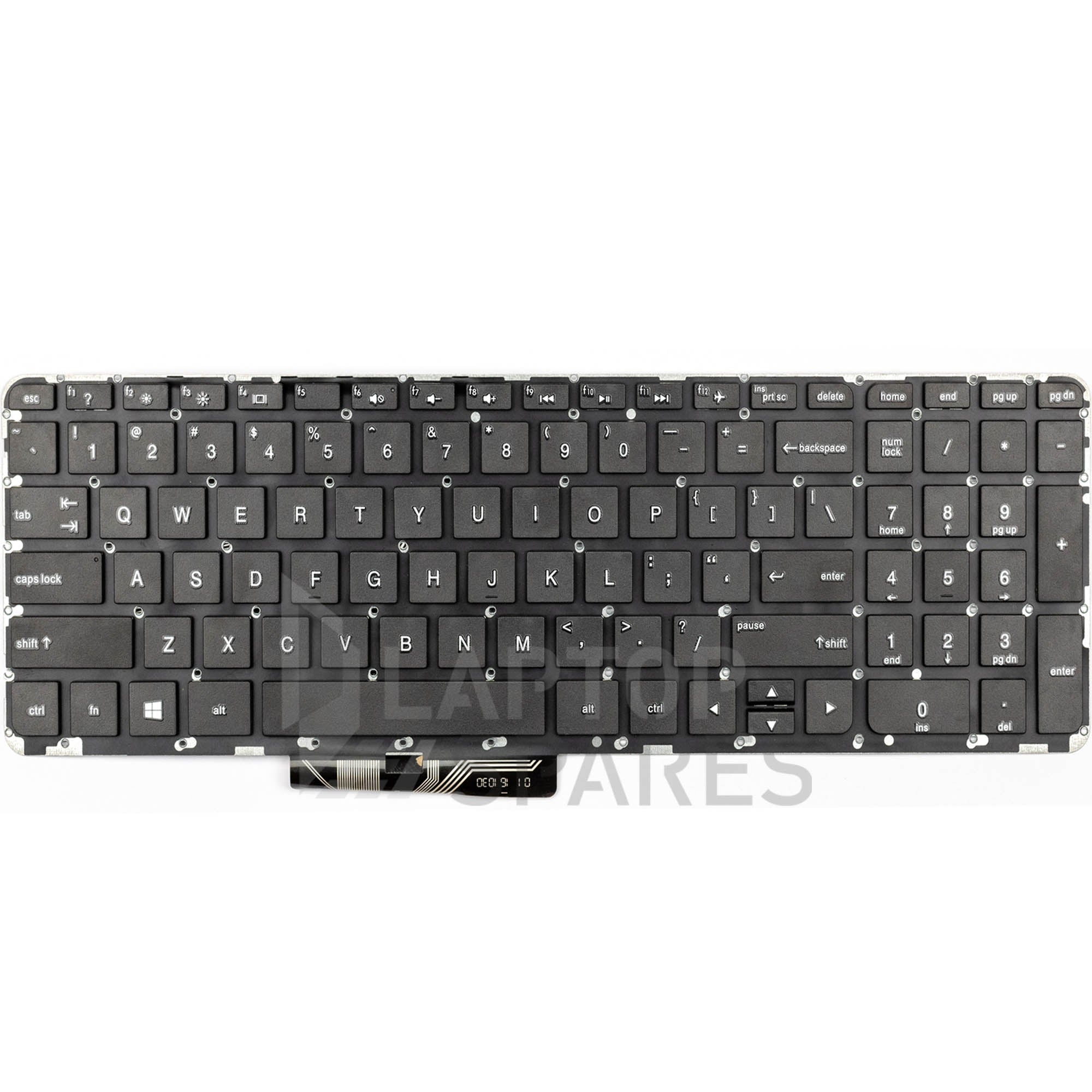 HP Pavilion 15-P 9Z.N9HBQ.901 Laptop Keyboard