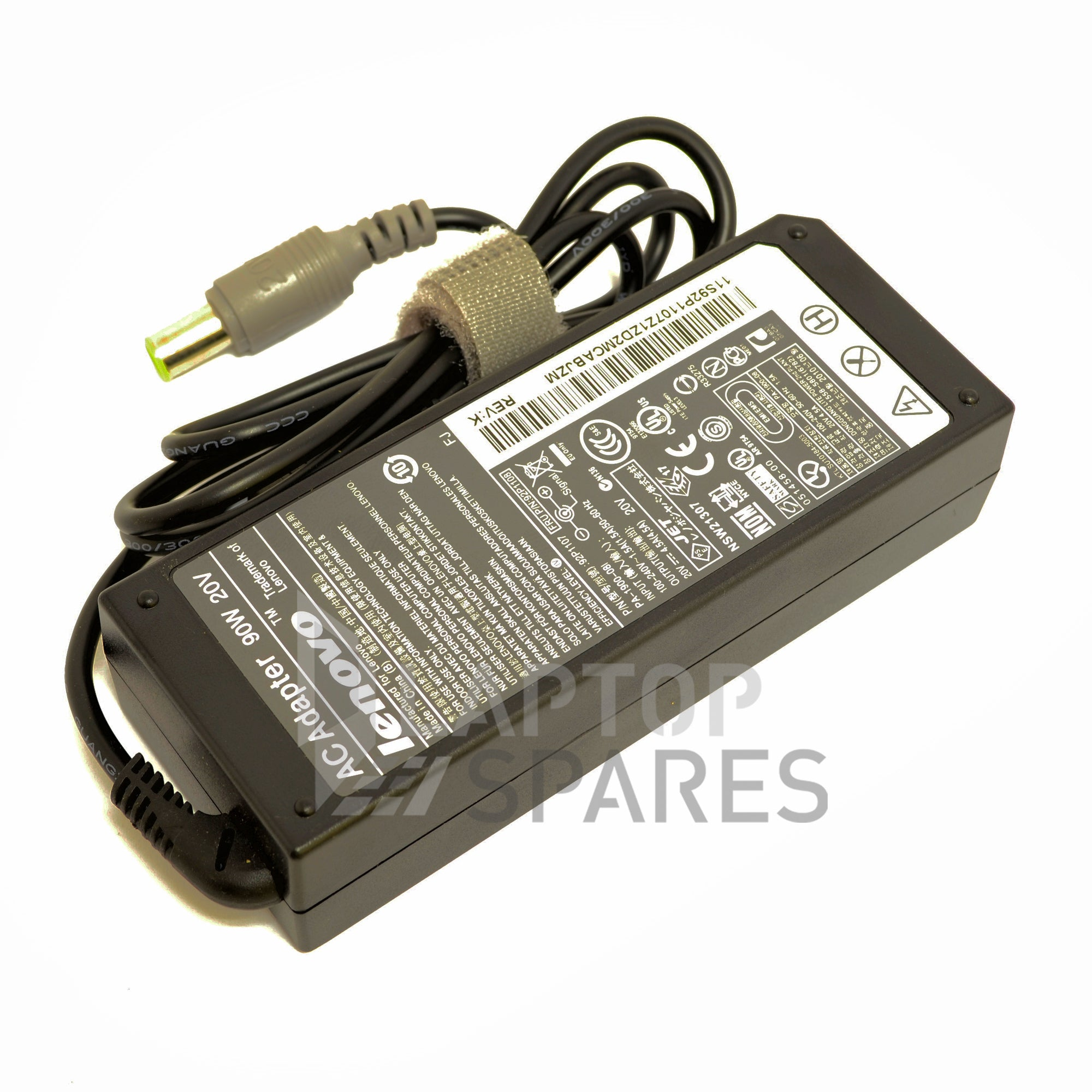 Lenovo 92P1253 92P1254 Laptop AC Adapter Charger