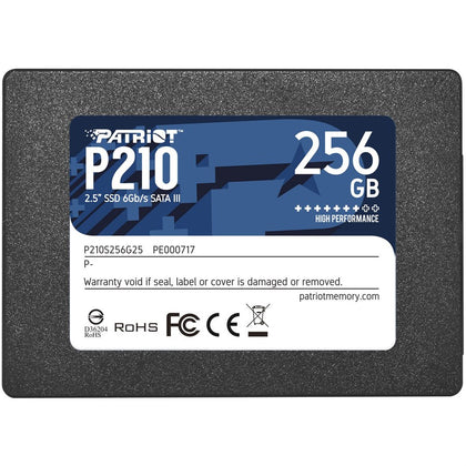 Patriot P210 256GB 2.5