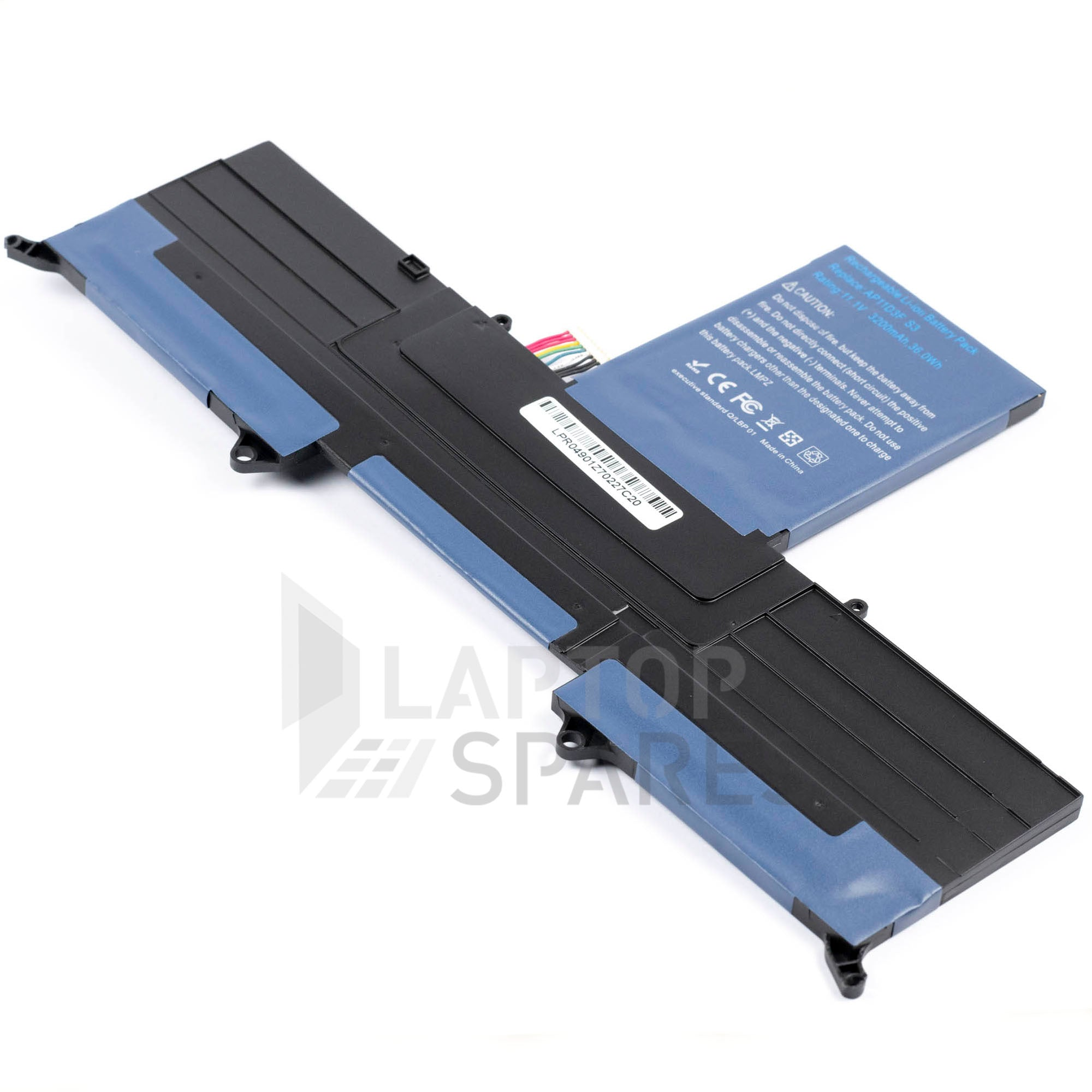Acer Aspire S3-951 3200mAh 3 Cell Battery