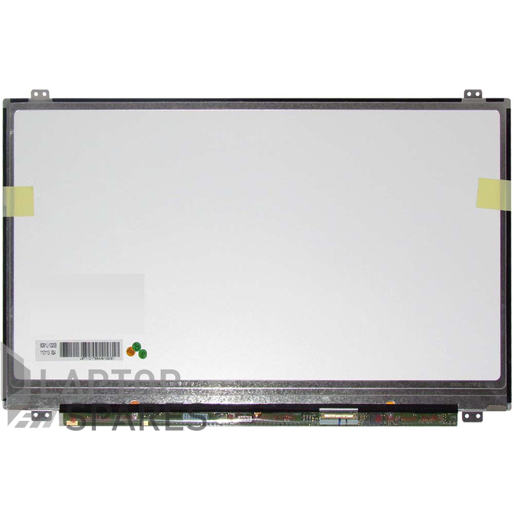"15.6"" LED Glossy 40-Pin Slim Screen 1366x768"