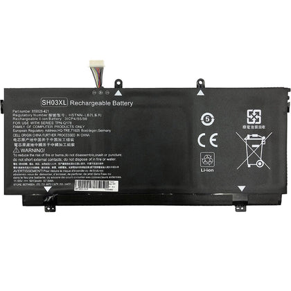 HP Spectre X360 13-AC005NG 5012mAh 3 Cell Battery