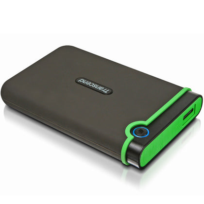 Transcend 25M3 USB 3.0 1TB External Hard Disk Shock Proof