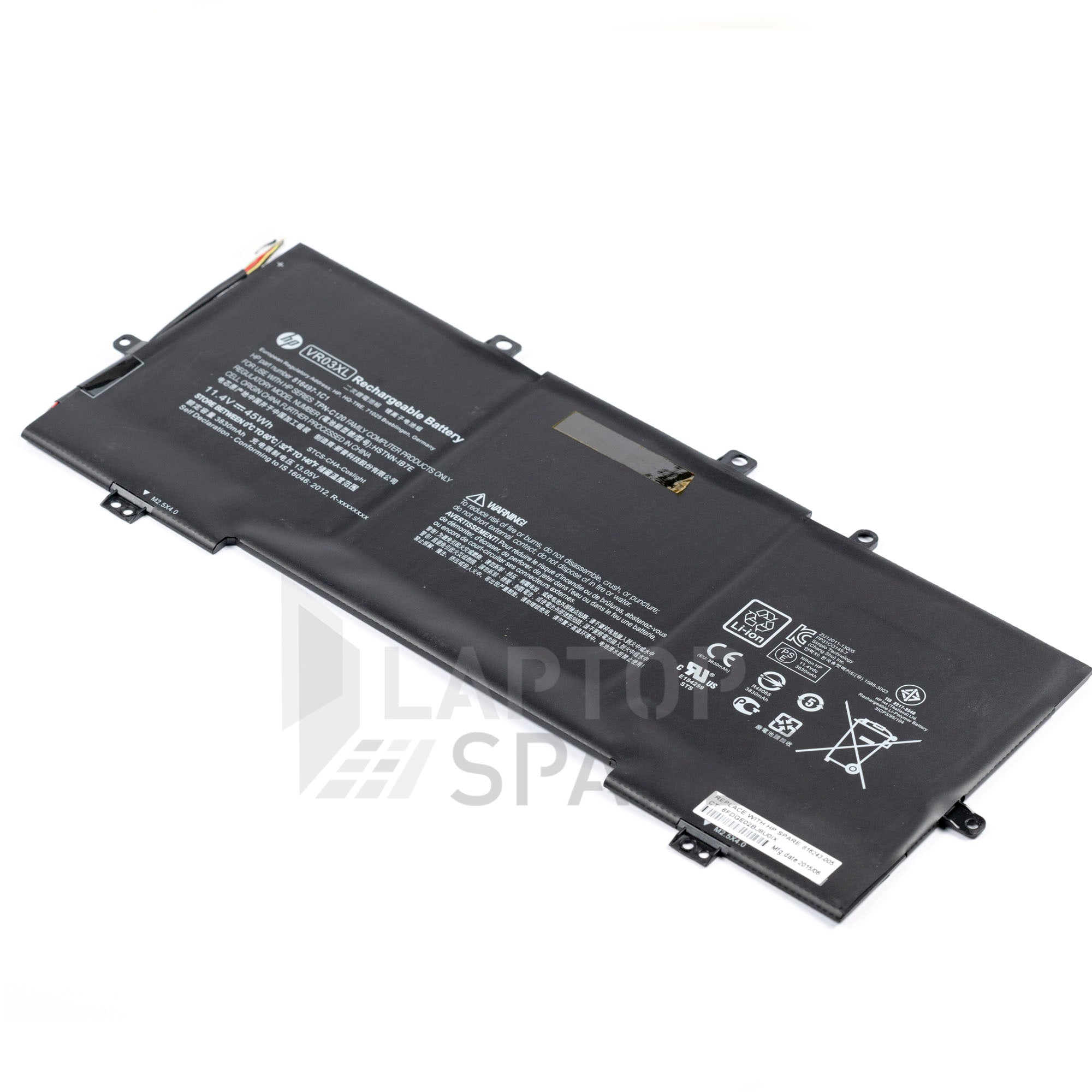 HP Envy 13D VR03XL 4000mAh Battery