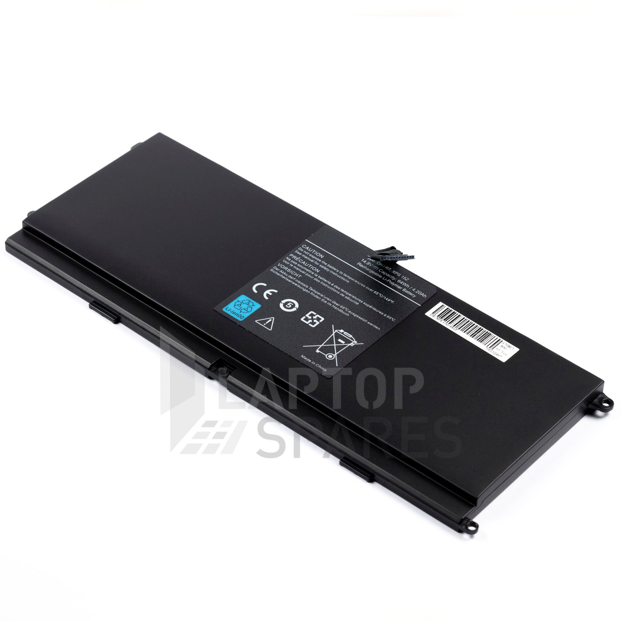 Dell XPS L511Z 4300mAh 8 Cell Battery
