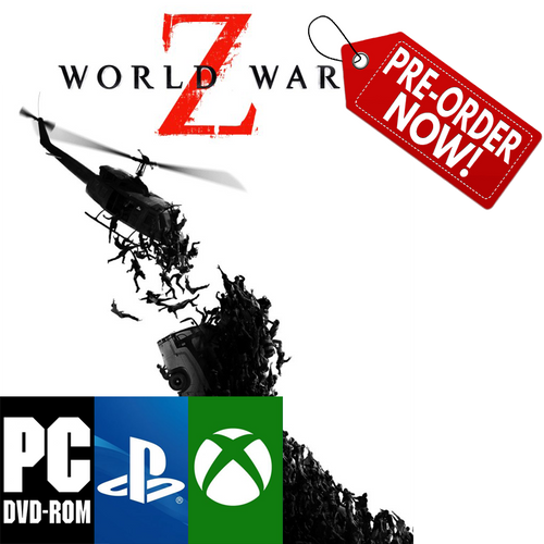 [Pre-Order] World War Z (PC, PS4, XBOX)