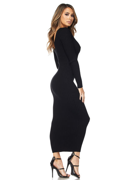 Mimi Dress (Black)