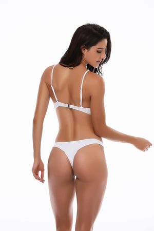 Kasey Swim set (White)