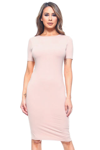 Michelle Dress (Nude)
