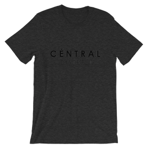 Central District Tee (Dark Grey/Black)