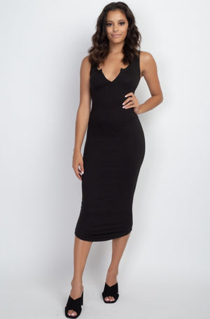 Katie Dress (Black)