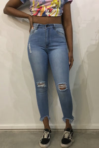 Fergie Jeans (Light Denim)