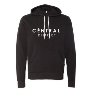 Central District Hoodie (Black)