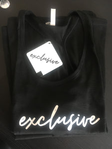 Exclusive Logo Top